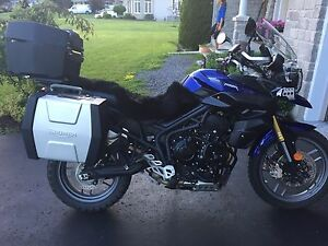 2014 Triumph Tiger 800 - Price reduced to $9,500