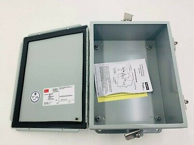 New Hoffman A1008chnf Junction Box