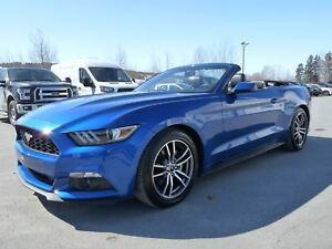 Ford Mustang Convertible ,CUIR, GPS