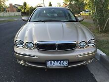 2003 Jaguar X Type Sedan Moorabbin Kingston Area Preview