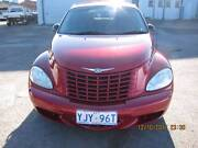 2003 Chrysler PT Cruiser Classic Hatchback PROJECT CAR Fyshwick South Canberra Preview