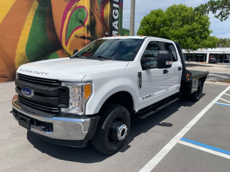 Ford F 350 2017 For Sale Exterior Color White