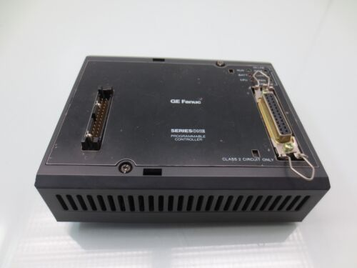 GE FANUC IC610CCM105D SERIES ONE, PROGRAMMABLE CONTROLLER