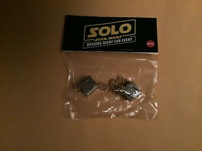 Solo - A Star Wars Story, Han Solo's Lucky Dice, New, Unopened, $14.99, Free S&H