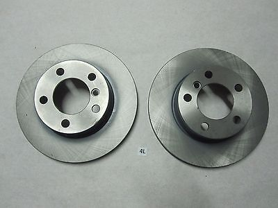 New Pair of Brake Disc Febi 39112 Made in Germany 285mm