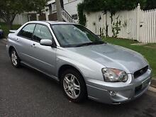 2004 Subaru Impreza RS Sedan **Low Ks** Carindale Brisbane South East Preview