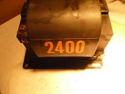 Westinghouse Transformer Type Pc-60 Potential Transformer See Tag Unused