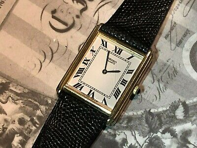 Vintage Seiko Men's Watch - Tank Style - 2620-5589 - Running Well