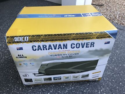 Adco 24'-26' heavy duty caravan cover