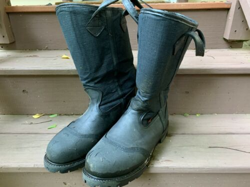 Sympatex Firefighter Boots - Size 13 M - Firefighter Turnout Gear - USED