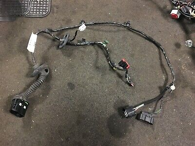 Ford Focus rear passenger door wiring loom 11-14 BV6T 14240 LGD