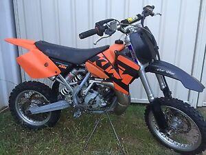 KTM 65 SX 2008 6-speed manual motorbike Lugarno Hurstville Area Preview