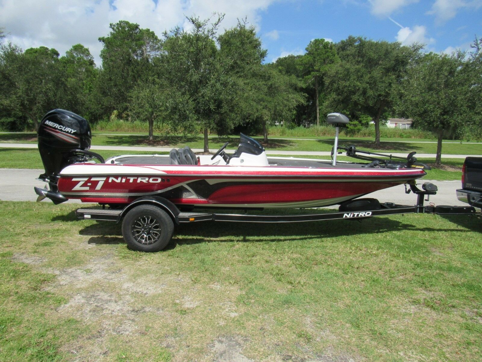 2015 Nitro Z7 Very Clean boat Low hours!
