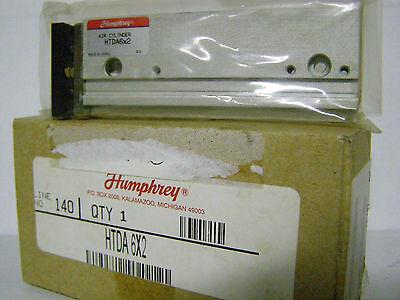Humphrey Htda6x2 Twin Rod Cylinder