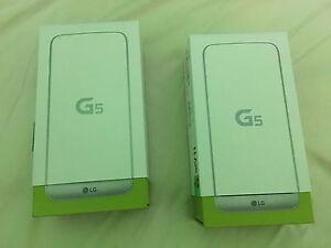 Brand new Lg G5 locked to virgin/bell