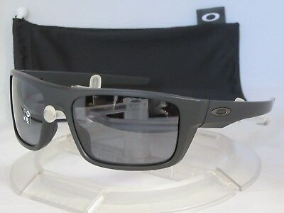OAKLEY DROP POINT Sunglasses OO9367-0160 Matte Black / (Black Pointed Sunglasses)