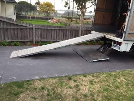 Removalist or multipurpose ramp $490 only, a fraction of the cost Albion Brimbank Area Preview