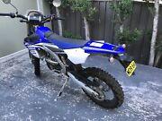 Yamaha WR450F Kogarah Rockdale Area Preview