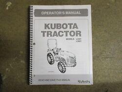 Kubota L3901 Farm Tractor | Kubota Farm Tractors: Kubota