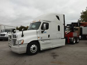 2014 Freightliner Cascadia Tow Truck Brand New Quick Swap