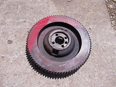 Farmall Cub Tractor Ih Flywheel Starter Ring Gear Ihc
