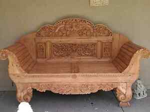 Ornate Bali Day Bed Bonogin Gold Coast South Preview