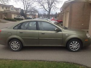 2005 Chevrolet optra ls •ONLY 108KM•
