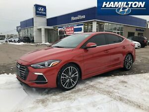 2018 Hyundai Elantra | SPORT | ROOF | ALLOYS | BACK UP CAM |