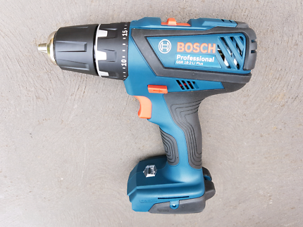 BOSCH  GENUINE 18v  cordless drill sold as a skin.