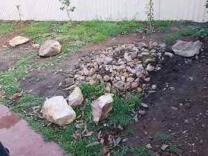 Sandstone Blocks Rocks Feature stone Canada Bay Canada Bay Area Preview