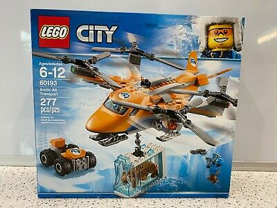 LEGO CITY 60193 Arctic Air Transport New in Sealed Box NIB