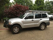 2001 Mitsubishi Pajero Brisbane City Brisbane North West Preview