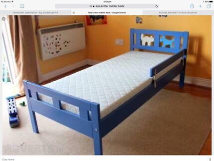 Ikea Kritter Toddler Bed