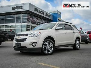 2015 Chevrolet Equinox 2LT, LEATHER, NAV, SUNROOF
