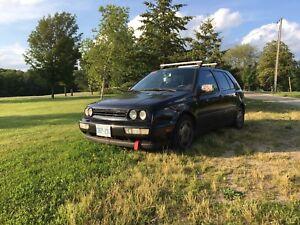 1997 VW Golf Trekk