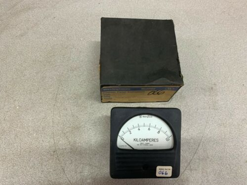 NEW IN BOX WESTINGHOUSE METER 409C569A50