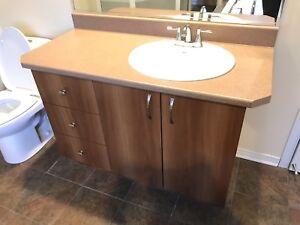 Meuble salle de bain - La Prairie