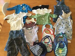 Baby boy clothes size 000-00 Dawesville Mandurah Area Preview