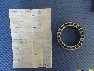 Nos Isel Span Ring Me-85-110 For Mori Seiki