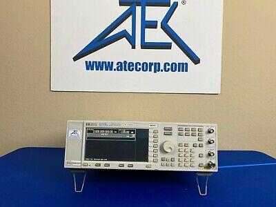 Agilenthp E4424b 250k-2ghz Rf Signal Generator High Spectral Purity