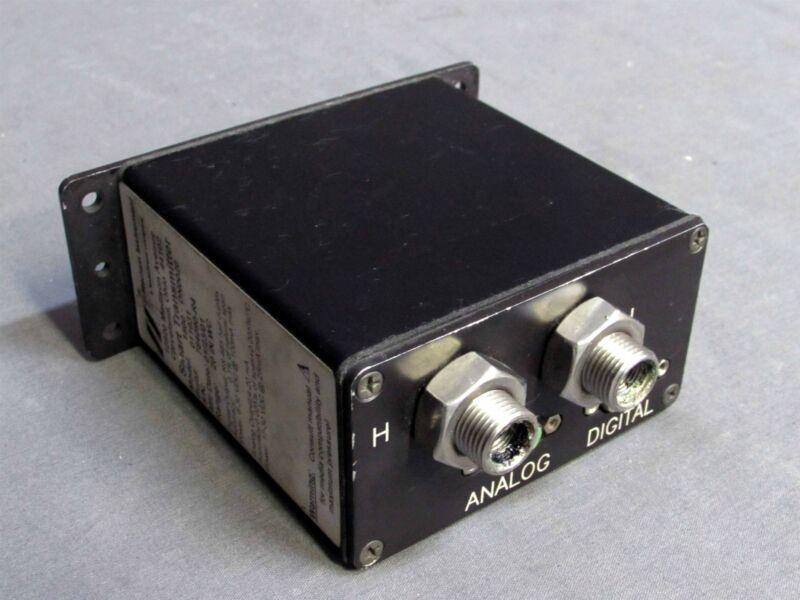 Meriam Instrument 1500-DN0020 Smart ANALOG/DIGITAL Pressure Transmitter