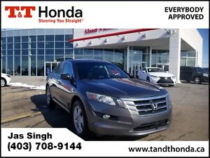 2010 Honda Accord Crosstour EX-L **Leather, Heated Front Seat...