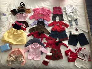 """Clothes for American Girl (18"""" dolls)"""