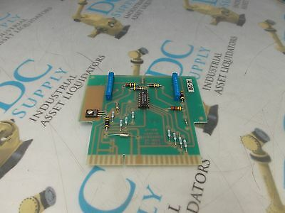 Electrol Hs-76 D-7651 Ssr-72 Lcm-77 Converter Milliamp Output Circuit Board