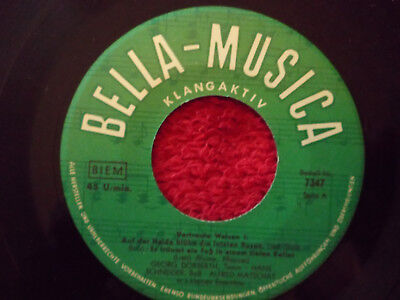 Georg Dorberth - Vertraute Weisen I            rare 4 Track Bella-Musica 45