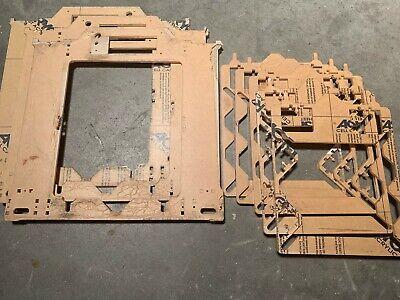Scrap 14 Clear Acrylic Recycled Plastic Plexiglass Rigid Supply Melt Reuse 5lbs