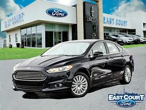 2014 Ford Fusion Energi SE Luxury|$60/wk|NAV|camera|hybrid