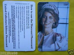 1997 phone cards 75P lady diana princess diana spencer telefoniche telefonkarten - Italia - Si accetta il rimborso e la restituzione entro 14 giorni lavorativi dal ricevimento del prodotto acquistato, ma soltanto se vi è una giusta, onesta e valida motivazione........e possibilmente dopo un accordo fra le due parti. Si provvederà alla - Italia