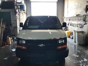 Camionnette Chevrolet