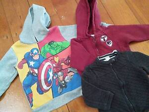 Size 2 - boys - winter clothes - 23 items Coorparoo Brisbane South East Preview